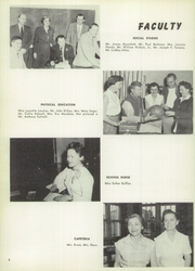 Page 14, 1956 Edition, Mountain View Union High School - Blue and Gray Yearbook (Mountain View, CA) online yearbook collection