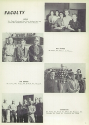 Page 15, 1956 Edition, Mountain View Union High School - Blue and Gray Yearbook (Mountain View, CA) online yearbook collection