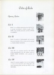 Page 11, 1936 Edition, Paris High School - Arena Yearbook (Paris, IL) online yearbook collection