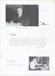 Page 16, 1936 Edition, Paris High School - Arena Yearbook (Paris, IL) online yearbook collection