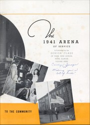 Page 7, 1941 Edition, Paris High School - Arena Yearbook (Paris, IL) online yearbook collection