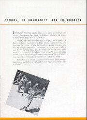 Page 9, 1941 Edition, Paris High School - Arena Yearbook (Paris, IL) online yearbook collection
