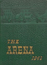 Paris High School - Arena Yearbook (Paris, IL) online yearbook collection, 1942 Edition, Page 1