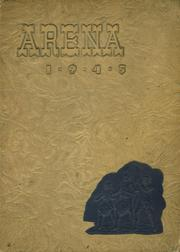 Paris High School - Arena Yearbook (Paris, IL) online yearbook collection, 1945 Edition, Page 1