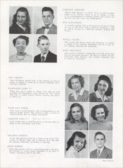 Page 18, 1948 Edition, Paris High School - Arena Yearbook (Paris, IL) online yearbook collection