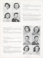 Page 20, 1948 Edition, Paris High School - Arena Yearbook (Paris, IL) online yearbook collection