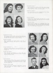 Page 22, 1948 Edition, Paris High School - Arena Yearbook (Paris, IL) online yearbook collection