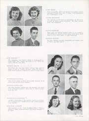 Page 24, 1948 Edition, Paris High School - Arena Yearbook (Paris, IL) online yearbook collection
