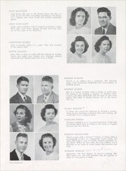 Page 25, 1948 Edition, Paris High School - Arena Yearbook (Paris, IL) online yearbook collection