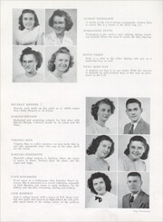 Page 26, 1948 Edition, Paris High School - Arena Yearbook (Paris, IL) online yearbook collection