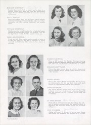 Page 27, 1948 Edition, Paris High School - Arena Yearbook (Paris, IL) online yearbook collection
