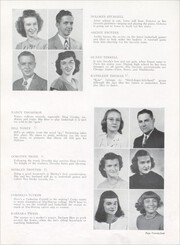 Page 28, 1948 Edition, Paris High School - Arena Yearbook (Paris, IL) online yearbook collection