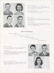 Page 30, 1948 Edition, Paris High School - Arena Yearbook (Paris, IL) online yearbook collection