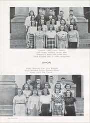 Page 33, 1948 Edition, Paris High School - Arena Yearbook (Paris, IL) online yearbook collection