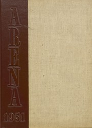 Paris High School - Arena Yearbook (Paris, IL) online yearbook collection, 1951 Edition, Page 1