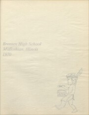 Page 5, 1970 Edition, Bremen High School - Arrow Yearbook (Midlothian, IL) online yearbook collection