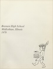 Page 7, 1970 Edition, Bremen High School - Arrow Yearbook (Midlothian, IL) online yearbook collection