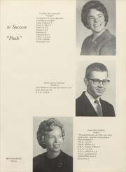 Page 11, 1965 Edition, Thomson High School - Sand Burr Yearbook (Thomson, IL) online yearbook collection