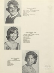 Page 12, 1965 Edition, Thomson High School - Sand Burr Yearbook (Thomson, IL) online yearbook collection