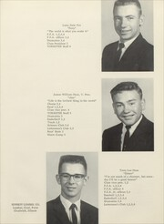 Page 13, 1965 Edition, Thomson High School - Sand Burr Yearbook (Thomson, IL) online yearbook collection