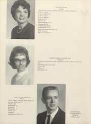 Page 16, 1965 Edition, Thomson High School - Sand Burr Yearbook (Thomson, IL) online yearbook collection