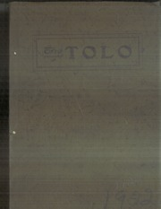 Toulon Township High School - Tolo Yearbook (Toulon, IL) online yearbook collection, 1922 Edition, Page 1