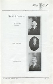 Page 15, 1923 Edition, Toulon Township High School - Tolo Yearbook (Toulon, IL) online yearbook collection