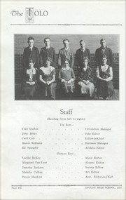 Page 16, 1923 Edition, Toulon Township High School - Tolo Yearbook (Toulon, IL) online yearbook collection