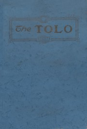 Toulon Township High School - Tolo Yearbook (Toulon, IL) online yearbook collection, 1924 Edition, Page 1