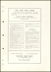 Page 127, 1921 Edition, Creston High School - Crest Yearbook (Creston, IA) online yearbook collection
