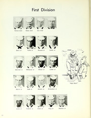 Page 16, 1962 Edition, Black (DD 666) - Naval Cruise Book online yearbook collection