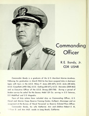 Page 8, 1962 Edition, Black (DD 666) - Naval Cruise Book online yearbook collection