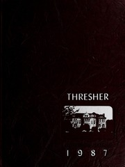 1987 Edition, Bethel College - Graymaroon Yearbook (North Newton, KS)