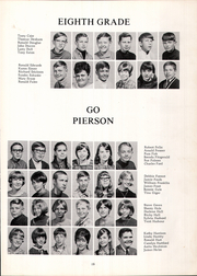 Pierson Junior High School - Viking Yearbook (Kansas City, KS) online yearbook collection, 1969 Edition, Page 24