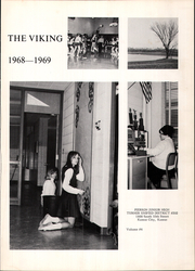 Pierson Junior High School - Viking Yearbook (Kansas City, KS) online yearbook collection, 1969 Edition, Page 6