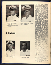 Page 10, 1967 Edition, Dixie (AD 14) - Naval Cruise Book online yearbook collection