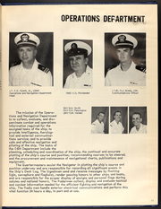 Page 13, 1967 Edition, Dixie (AD 14) - Naval Cruise Book online yearbook collection