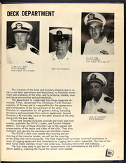 Page 15, 1967 Edition, Dixie (AD 14) - Naval Cruise Book online yearbook collection