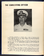 Page 8, 1967 Edition, Dixie (AD 14) - Naval Cruise Book online yearbook collection