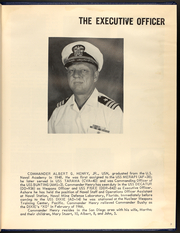 Page 9, 1967 Edition, Dixie (AD 14) - Naval Cruise Book online yearbook collection