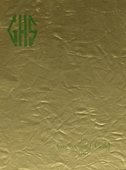 1941 Edition, Greensburg High School - Green and Gold Yearbook (Greensburg, KY)