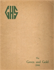 1944 Edition, Greensburg High School - Green and Gold Yearbook (Greensburg, KY)
