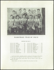 Page 25, 1946 Edition, Greensburg High School - Green and Gold Yearbook (Greensburg, KY) online yearbook collection