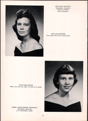 Mackville High School - Thorobred Yearbook (Mackville, KY) online yearbook collection, 1960 Edition, Page 18