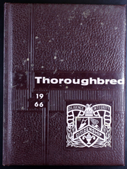 Mackville High School - Thorobred Yearbook (Mackville, KY) online yearbook collection, 1966 Edition, Page 1