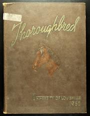 1952 Edition, University of Louisville Arts and Sciences - Thoroughbred Yearbook (Louisville, KY)