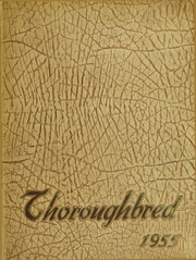 1955 Edition, University of Louisville Arts and Sciences - Thoroughbred Yearbook (Louisville, KY)