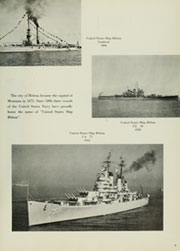 Page 13, 1951 Edition, Helena (CA 75) - Naval Cruise Book online yearbook collection