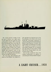 Page 15, 1951 Edition, Helena (CA 75) - Naval Cruise Book online yearbook collection