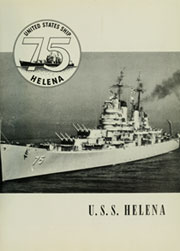 Page 5, 1951 Edition, Helena (CA 75) - Naval Cruise Book online yearbook collection